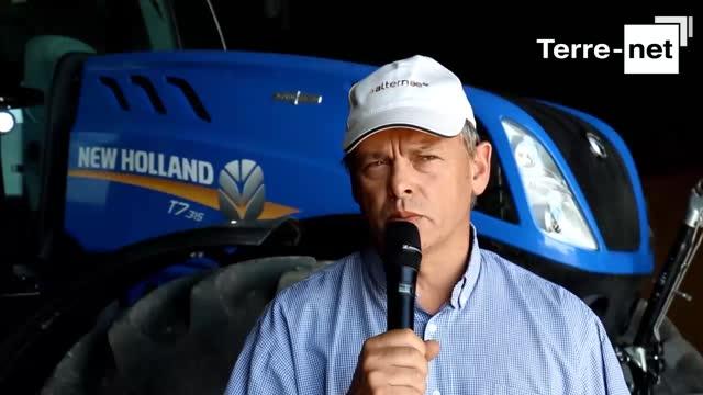 New Holland T7 contre T7HD: l'avis de Jean-Philippe Pétillon, agriculteur