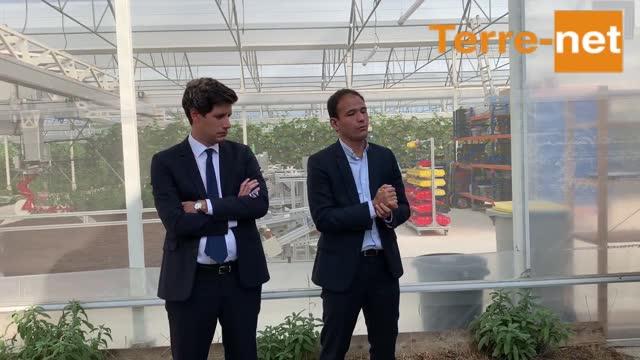 La France, futur «berceau mondial de l'AgriTech»