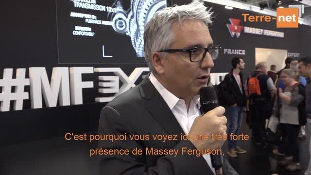 Stratégies d'entreprises - Massey Ferguson réinvente l'expérience visiteurs des salons agricoles