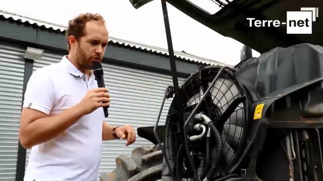 Olivier Leroy: «1000 Vario, le plus puissant des tracteurs conventionnels»