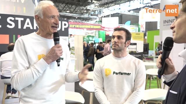 Un céréalier et un ex-salarié de Google s'associent pour développer Perfarmer