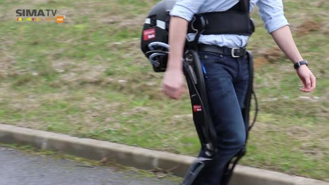 Un exosquelette made in France pour travailler aux champs?