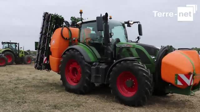 Rétrospective sur les plus belles machines qu'il fallait voir au champ