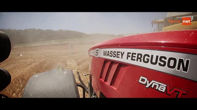 [Vidéo] Essai Massey Ferguson MF7719 S - B. Lhotte: «Polyvalence, capacité, confort et maniabilité... tout y est! »