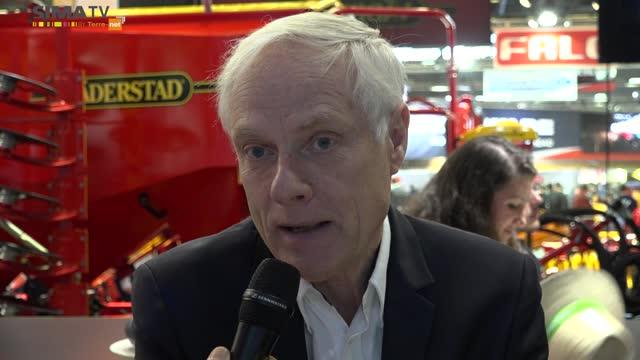 Crister Stark, Väderstad: «Revenir aux fondamentaux agronomiques»