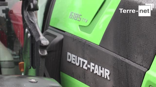 Nicolas Bedrune: «Nouvellesérie 6: Deutz-Fahr s'ouvre la voie du Premium! »